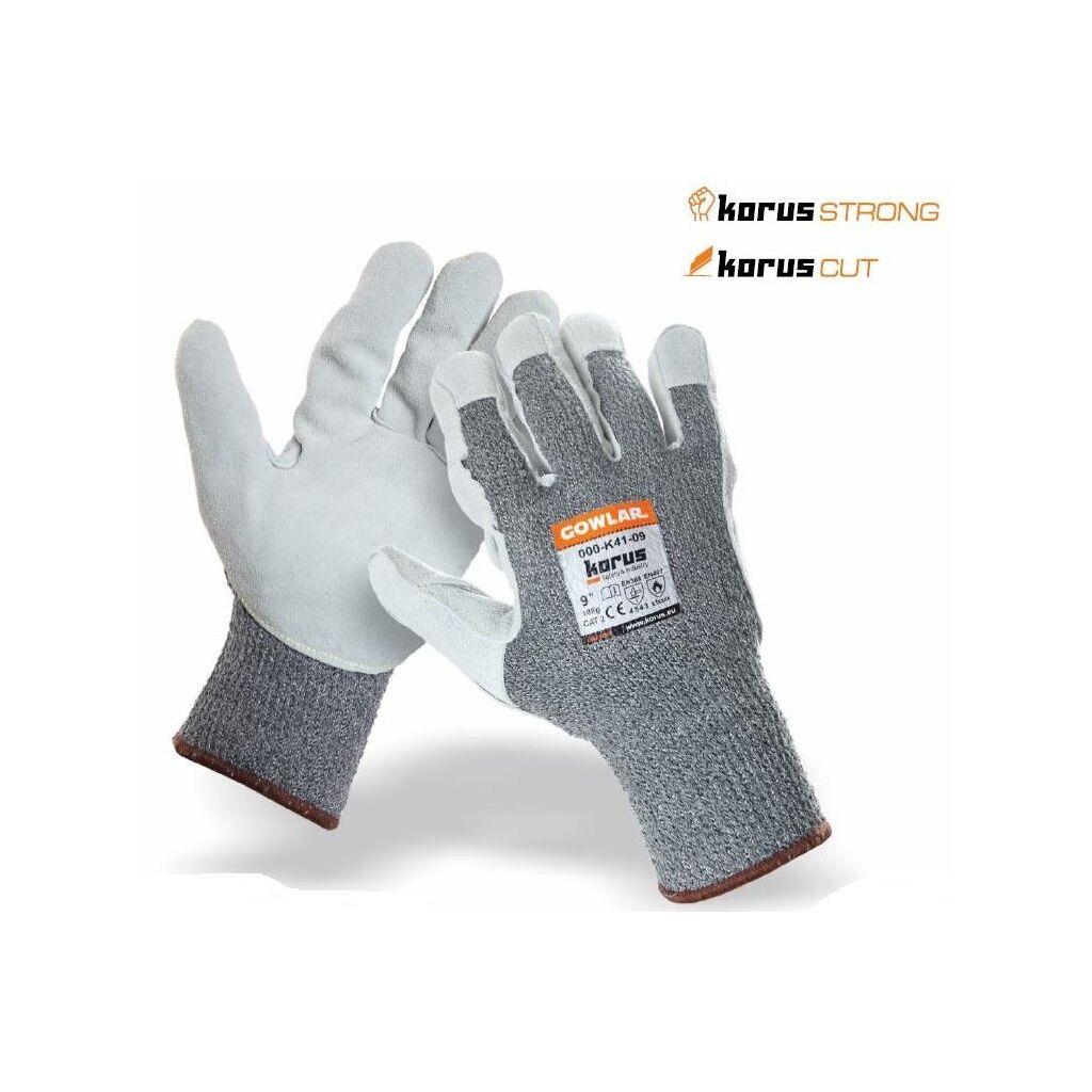 Gowlar protiřezné rukavice velmi odolné č. 07 8b5c7033e4