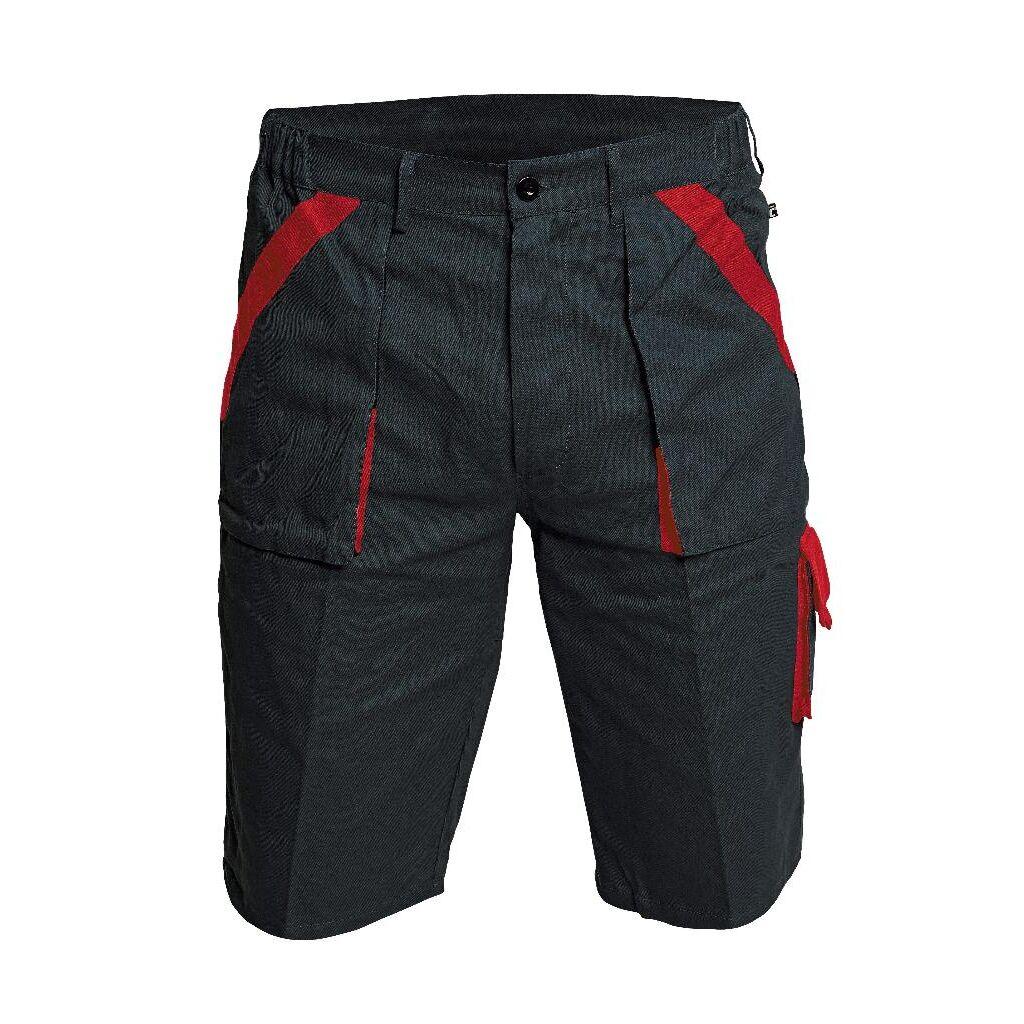 69a3103659e7 Max šortky černo-červené č. 50
