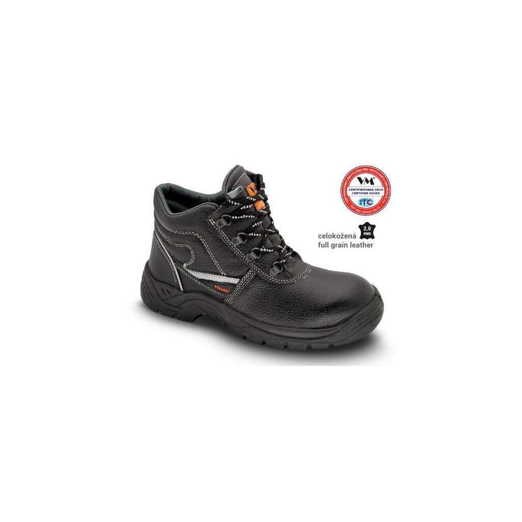 Pracovní kotníková obuv Brusel VM 2880 O1 č. 43 f83c611dc6